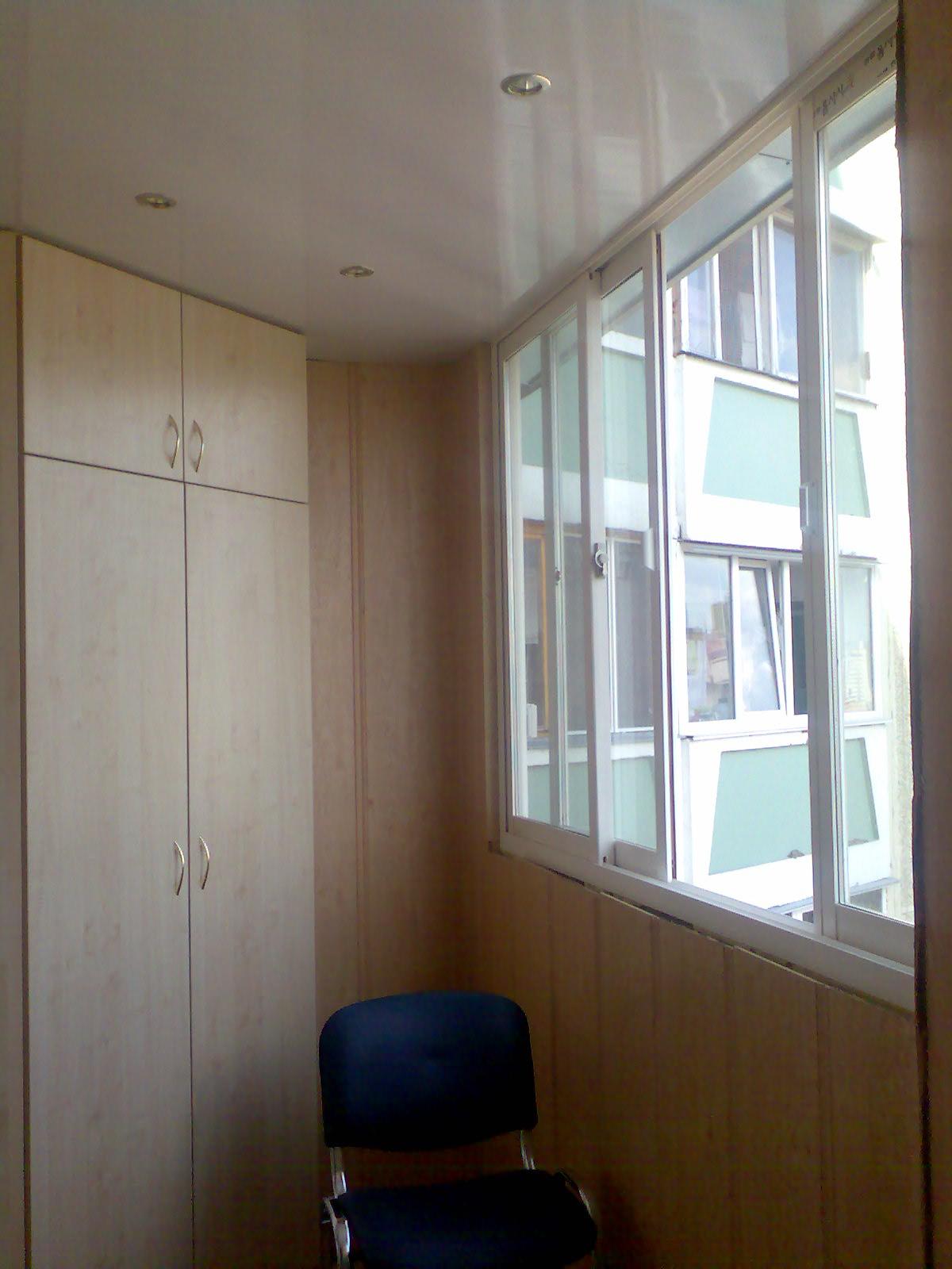 Оборудование балкона фото.